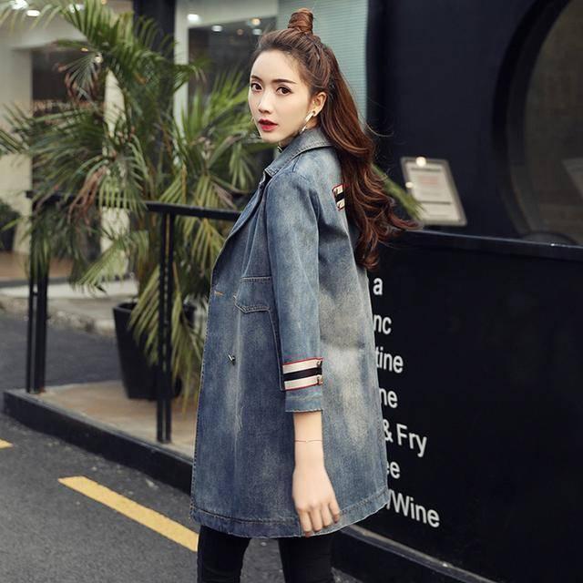 适合小肚腩微胖女生的优雅时尚春装外套新款推荐 淘宝 购物