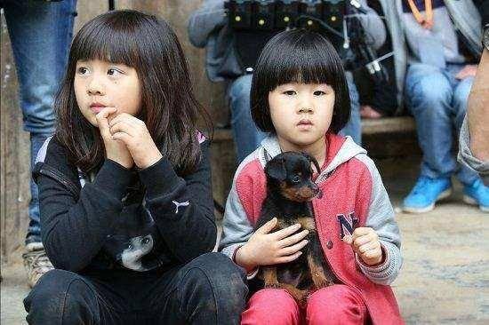 综艺节目爸爸去哪儿多多和贝儿 看家长如何教育孩子