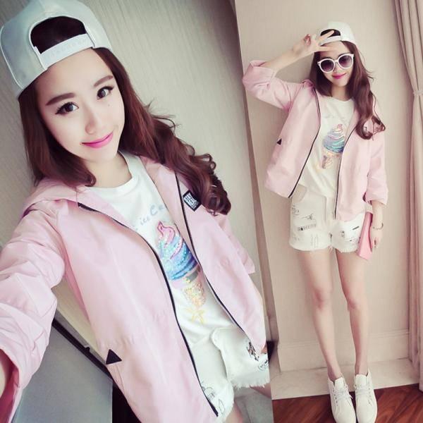 15岁左右少女春秋服装,适合少女服装春秋穿的品牌