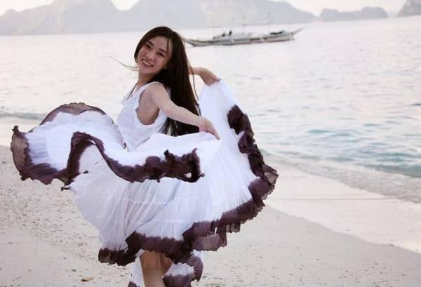 霍思燕女王范新造型图片,霍思燕生活照清纯唯美照片