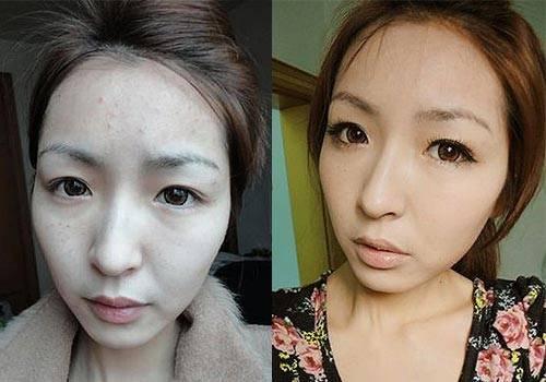 男生眼里的女生化妆与不化妆有什么区别?化妆男生看法