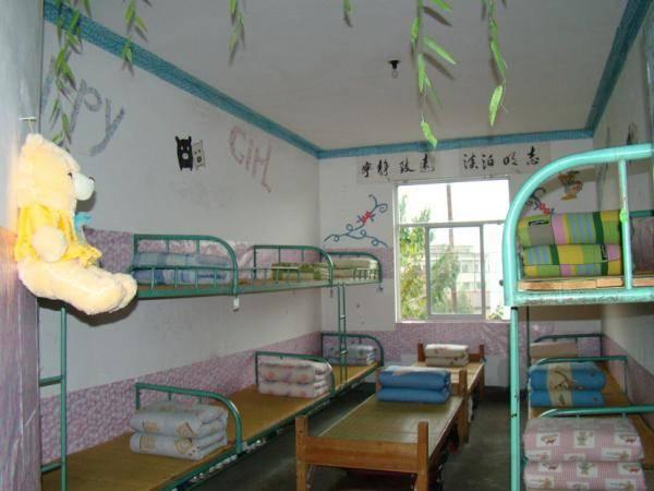 高中女生寝室文化墙建设图片,高中男生寝室布置设计手抄报