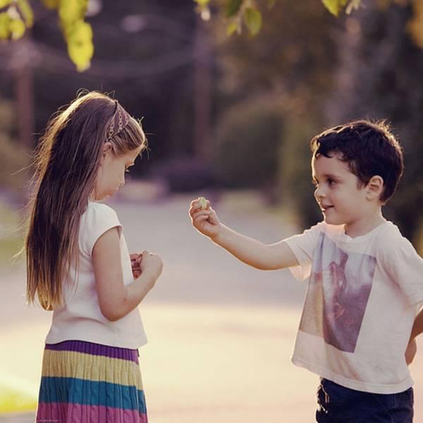 10后可爱萌小孩情侣头像一对图片,小孩情侣头像大全