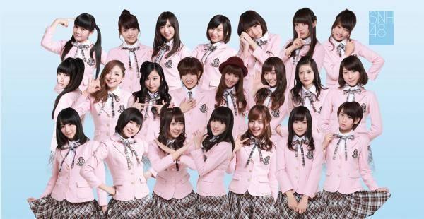 女团SNH48出道成员名单一共多少人?snh48有几个队伍