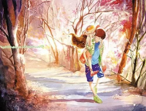 为什么要选择爱你的人?你爱的人和爱你的人选谁