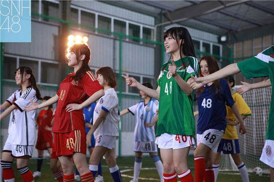 国内女子偶像组合snh48、bej48和gnz48之间关系图片4