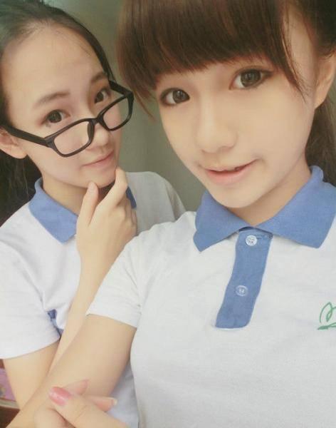 校服控女生头像图片,QQ女生头像初中校服控萌妹子