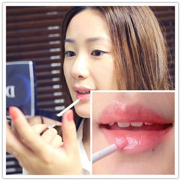 口红正确涂法视频教程,女生日常涂口红的正确方法