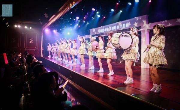 女子偶像组合GNZ48成员名单,gnz48成员图片生活照片