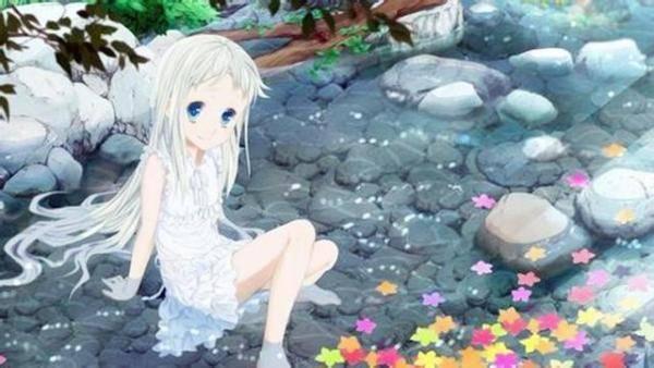 动漫中的二次元少女美美哒图片,盘点动漫n次元美少女