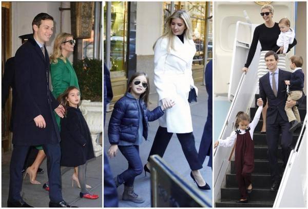川普外孙女阿拉贝拉喜欢穿的品牌服装搭配款式推荐